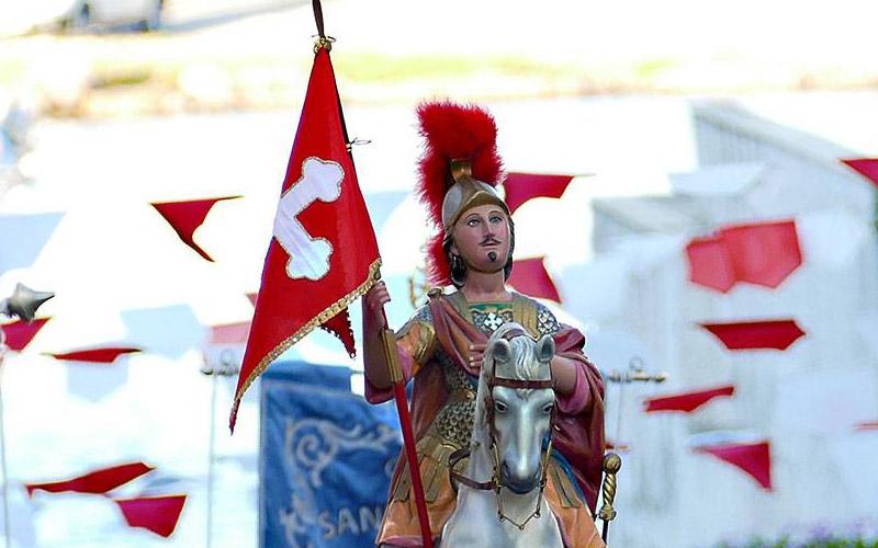 Festa di San Maurizio patrono di Calasetta